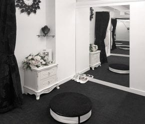 Bridal Consultation Room