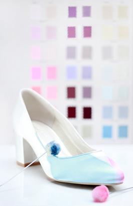 Shoe Dyeing