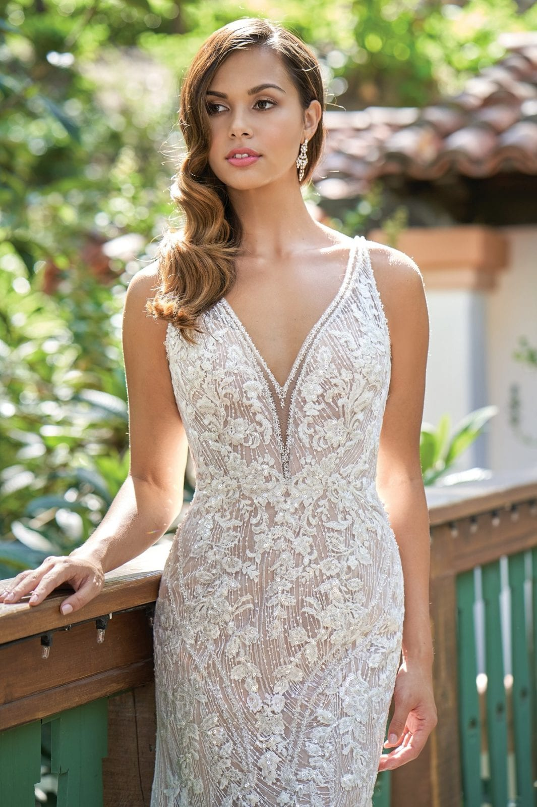 11033 closeup   To Cherish Bridal Boutique